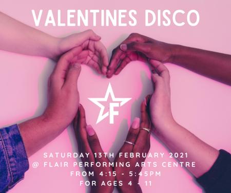 Valentines Disco 2021