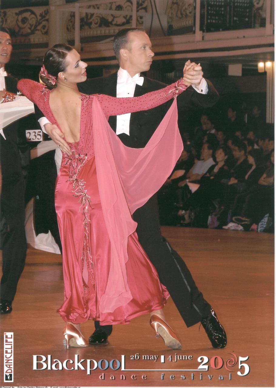 Rory & Katherine Costain - British Championships 2005